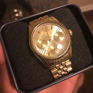 """MK watch """"Gold"""""""